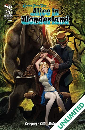 2a28184bc7 Alice In Wonderland #3 - Comics by comiXology