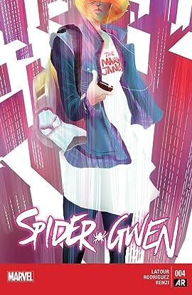 Spider-Gwen (2015) No.4