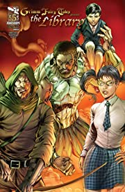 Grimm Fairy Tales: The Library #5