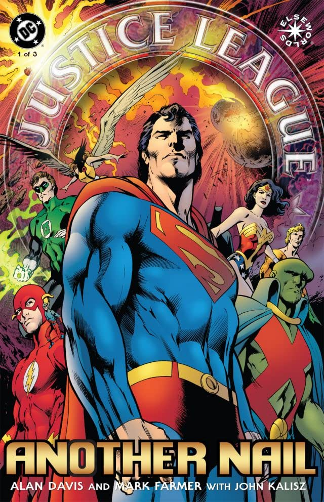 Justice League of America: Another Nail #1 (of 3) - Comics by comiXology