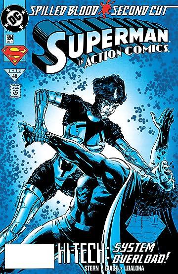 Action Comics (1938-2011) #694