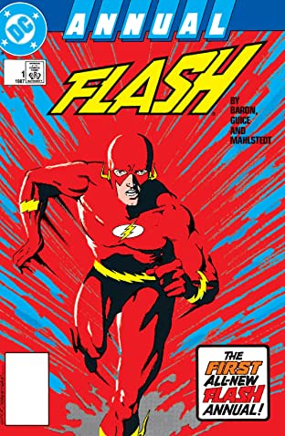 The Flash (1987-2009): Annual #1