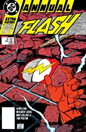 The Flash (1987-2009): Annual #2