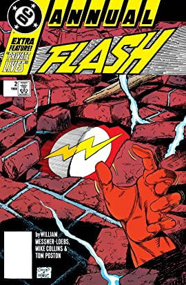 The Flash (1987-2009): Annual #2