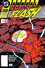 The Flash (1987-2009) #2: Annual