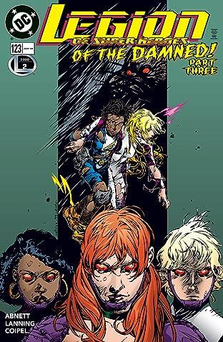 Legion of Super-Heroes (1989-2000) #123