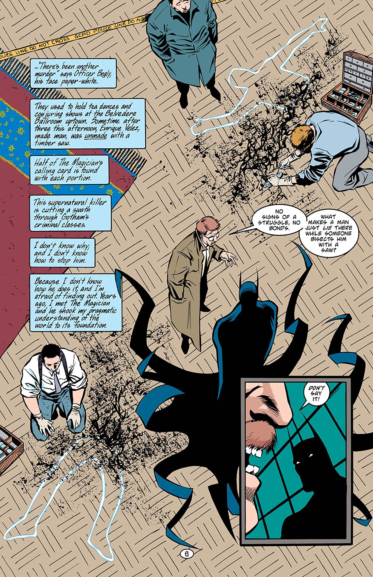 Batman: Legends of the Dark Knight #96
