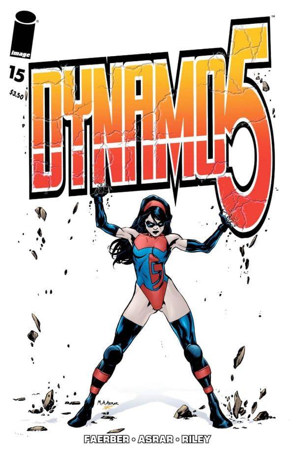 Dynamo 5 #15