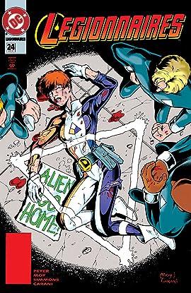 Legionnaires (1993-2000) #24