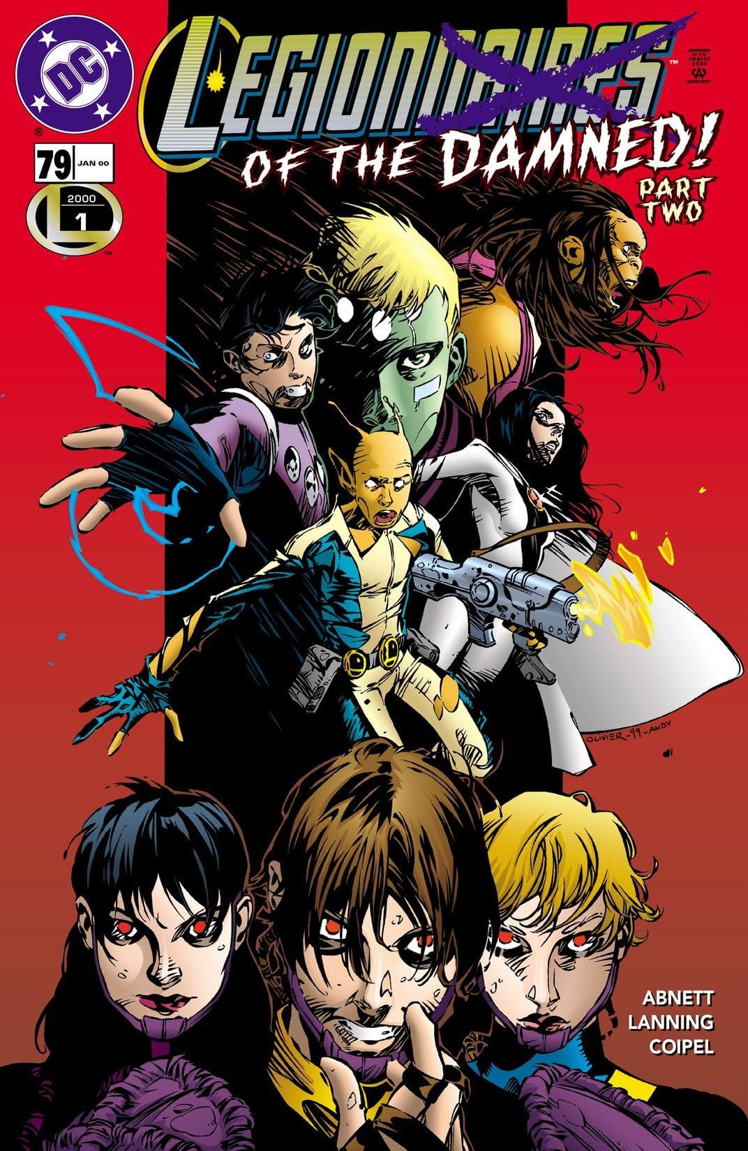 Legionnaires (1993-2000) #79