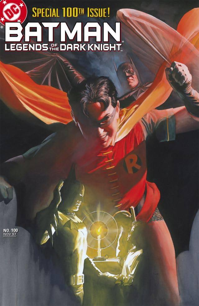 Batman: Legends of the Dark Knight #100