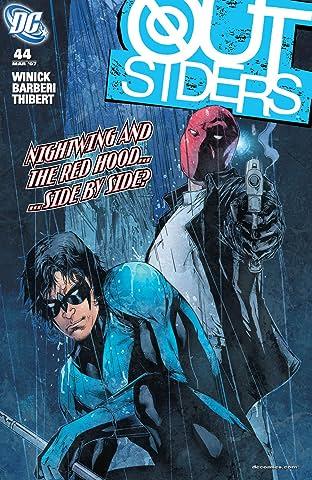 Outsiders (2003-2007) #44