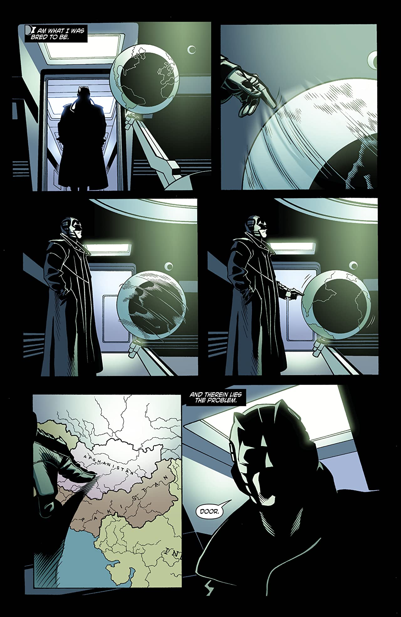 Midnighter (2006-2008) #1