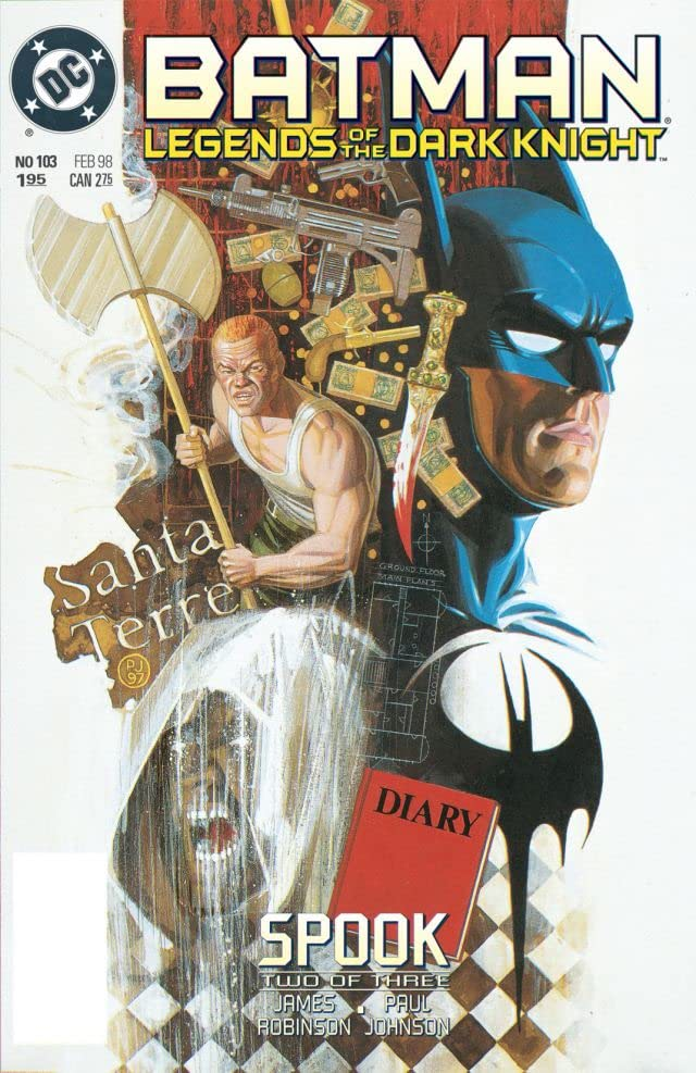 Batman: Legends of the Dark Knight #103