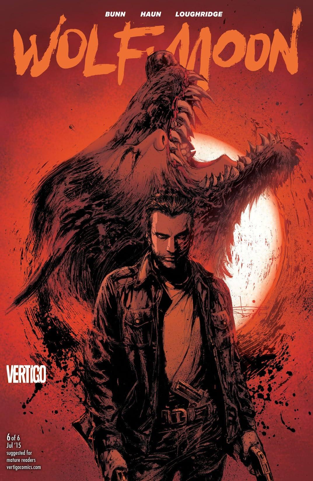 Wolf Moon (2014-2015) #6