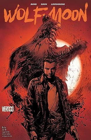 Wolf Moon (2014-2015) No.6