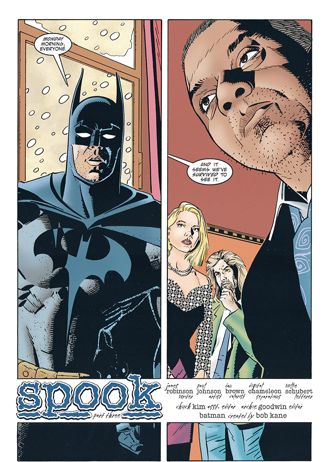 Batman: Legends of the Dark Knight #104