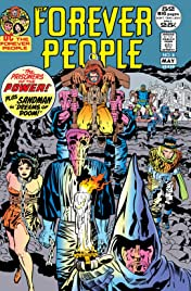 The Forever People (1971-1972) #8