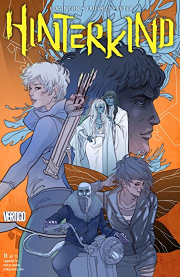 Hinterkind (2013-2015) #18