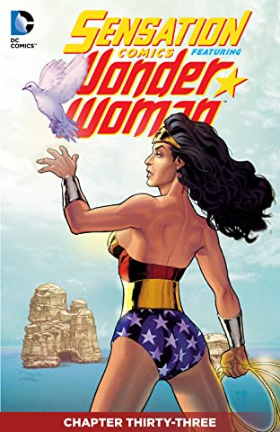 Sensation Comics Featuring Wonder Woman (2014-2015) #33