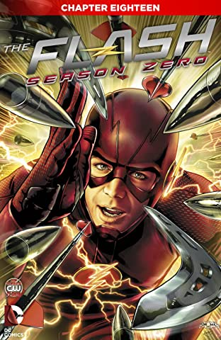 The Flash: Season Zero (2014-2015) #18