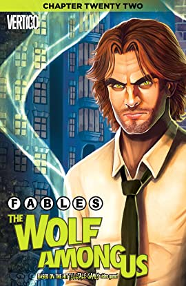 Fables: The Wolf Among Us No.22