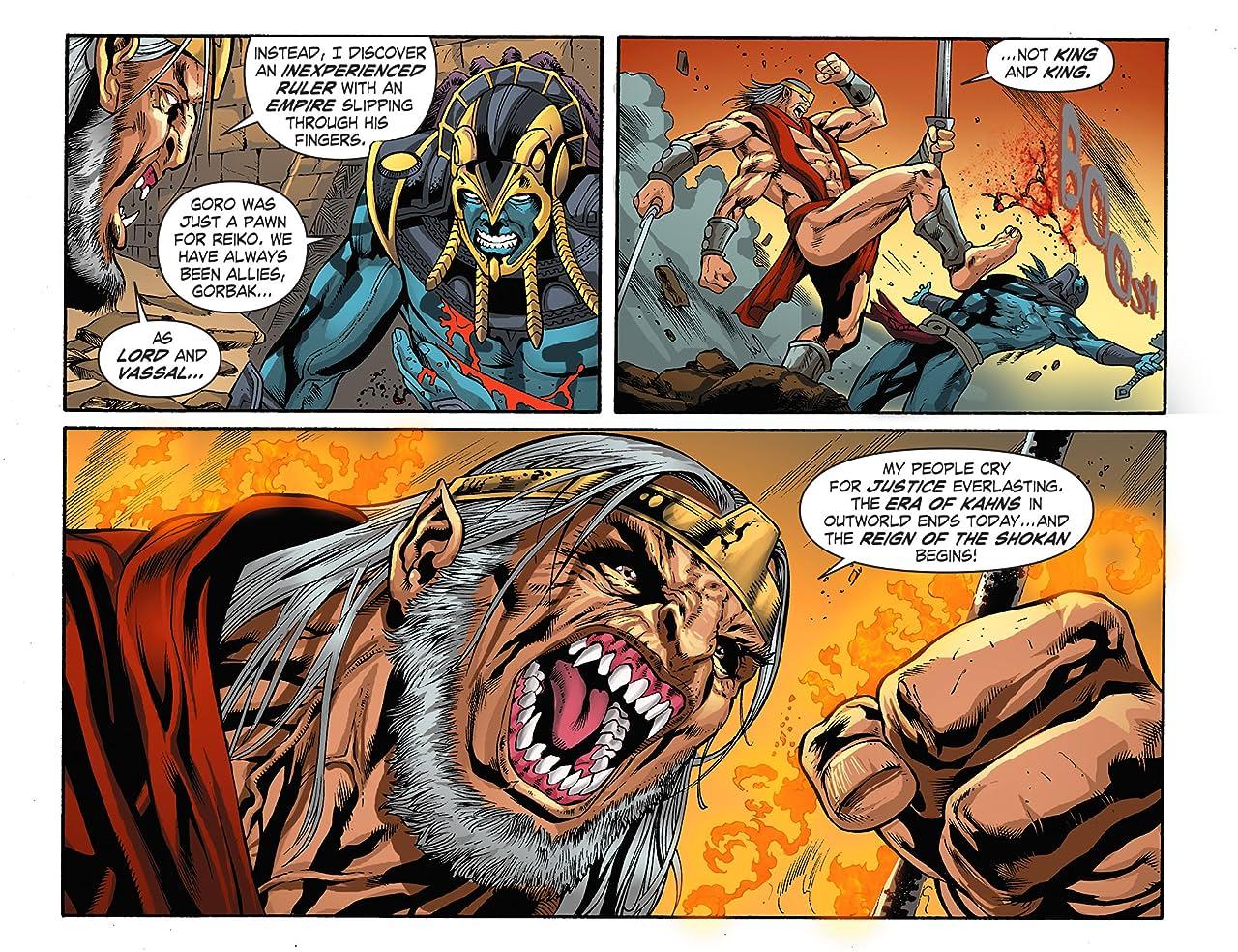 Mortal Kombat X (2015) #18