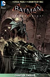 Batman: Arkham Knight (2015-2016) #12