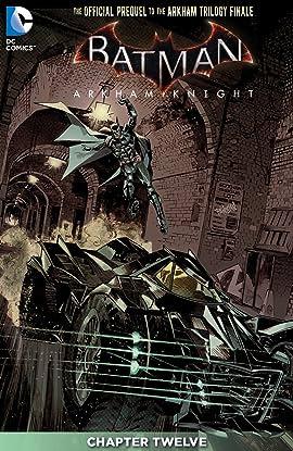 Batman: Arkham Knight (2015-2016) #12