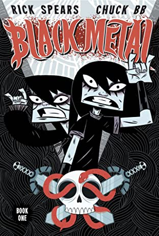 Black Metal Tome 1