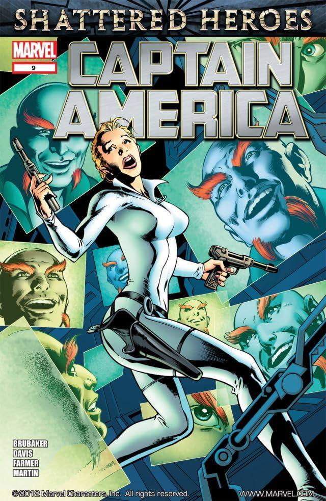 Captain America (2011-2012) #9