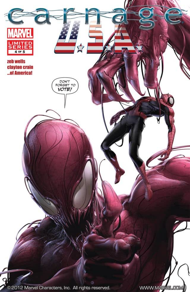 Carnage USA #4 (of 5)