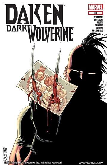 Daken: Dark Wolverine #22