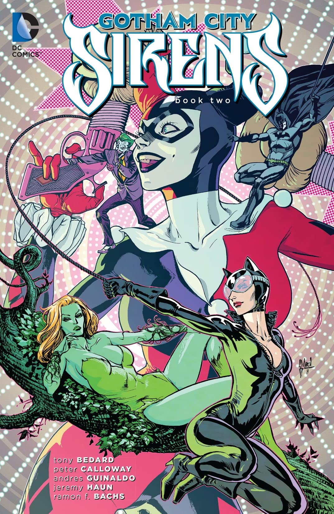 Gotham City Sirens: Book Two
