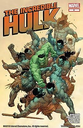 Incredible Hulk (2011-2012) #6