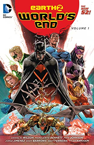 Earth 2: World's End (2014-2015) Tome 1
