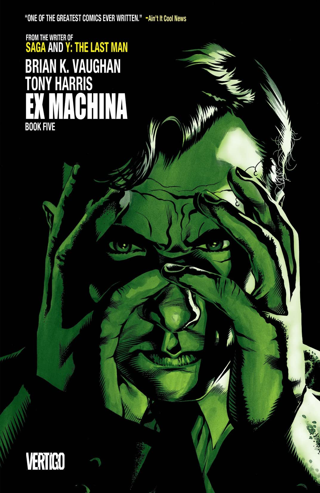 Ex Machina: Book Five