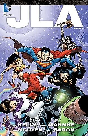 JLA (1997-2006) Vol. 7