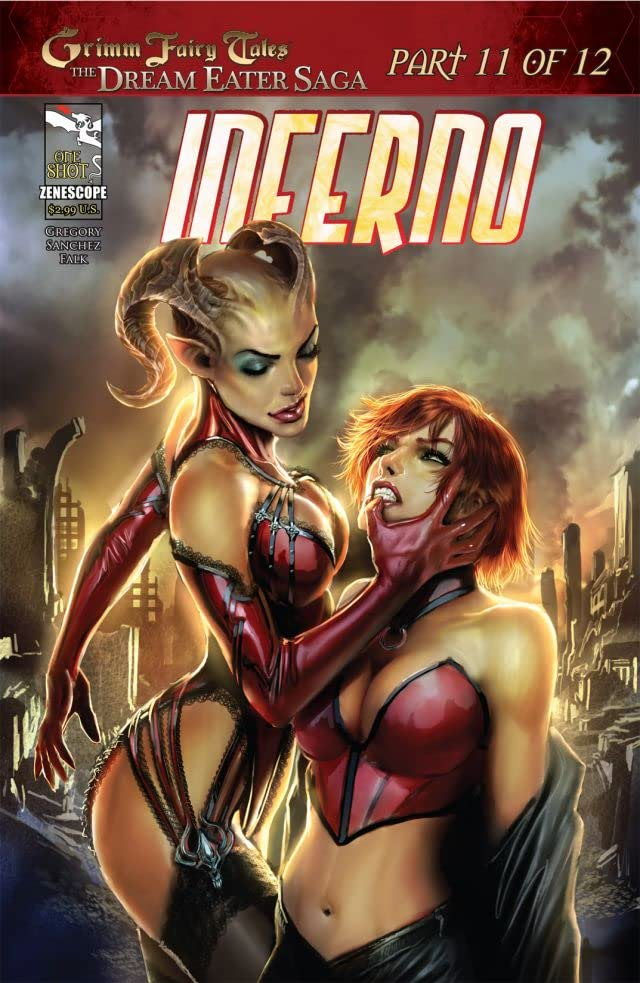 Grimm Fairy Tales: The Dream Eater Saga - Inferno