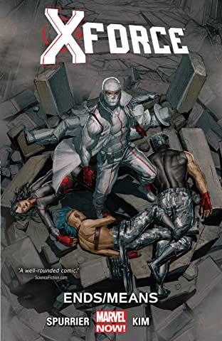 X-Force Tome 3: Ends/Means