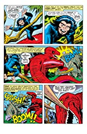Devil Dinosaur by Jack Kirby: The Complete Collection
