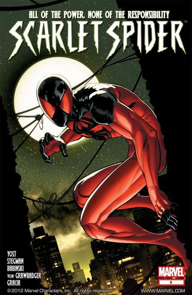 Scarlet Spider (2012-2013) #3