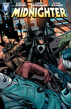 Midnighter (2006-2008) #2