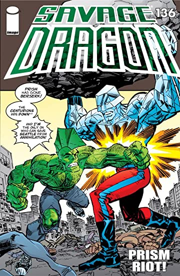 Savage Dragon #136