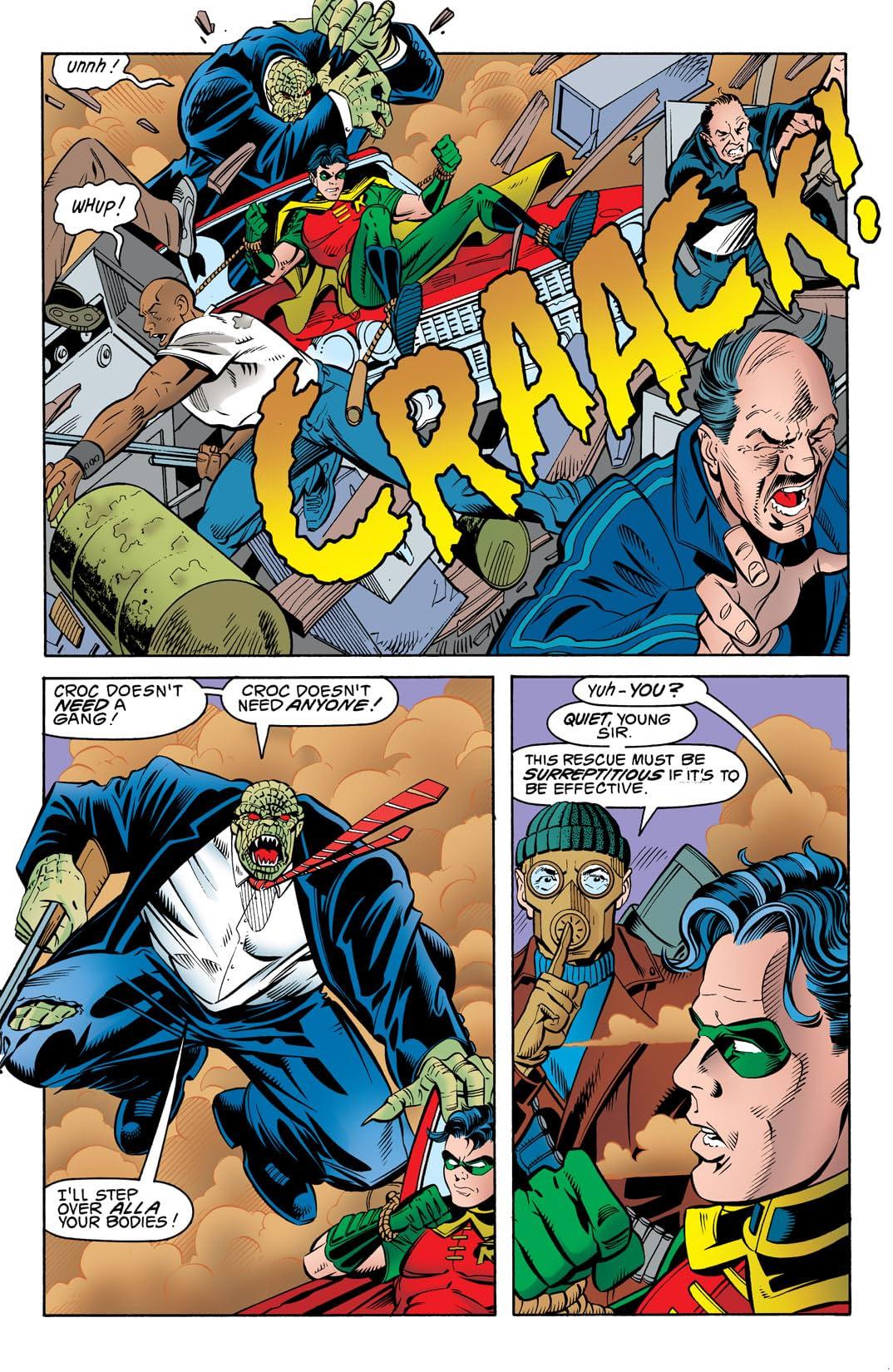 Robin (1993-2009) #72
