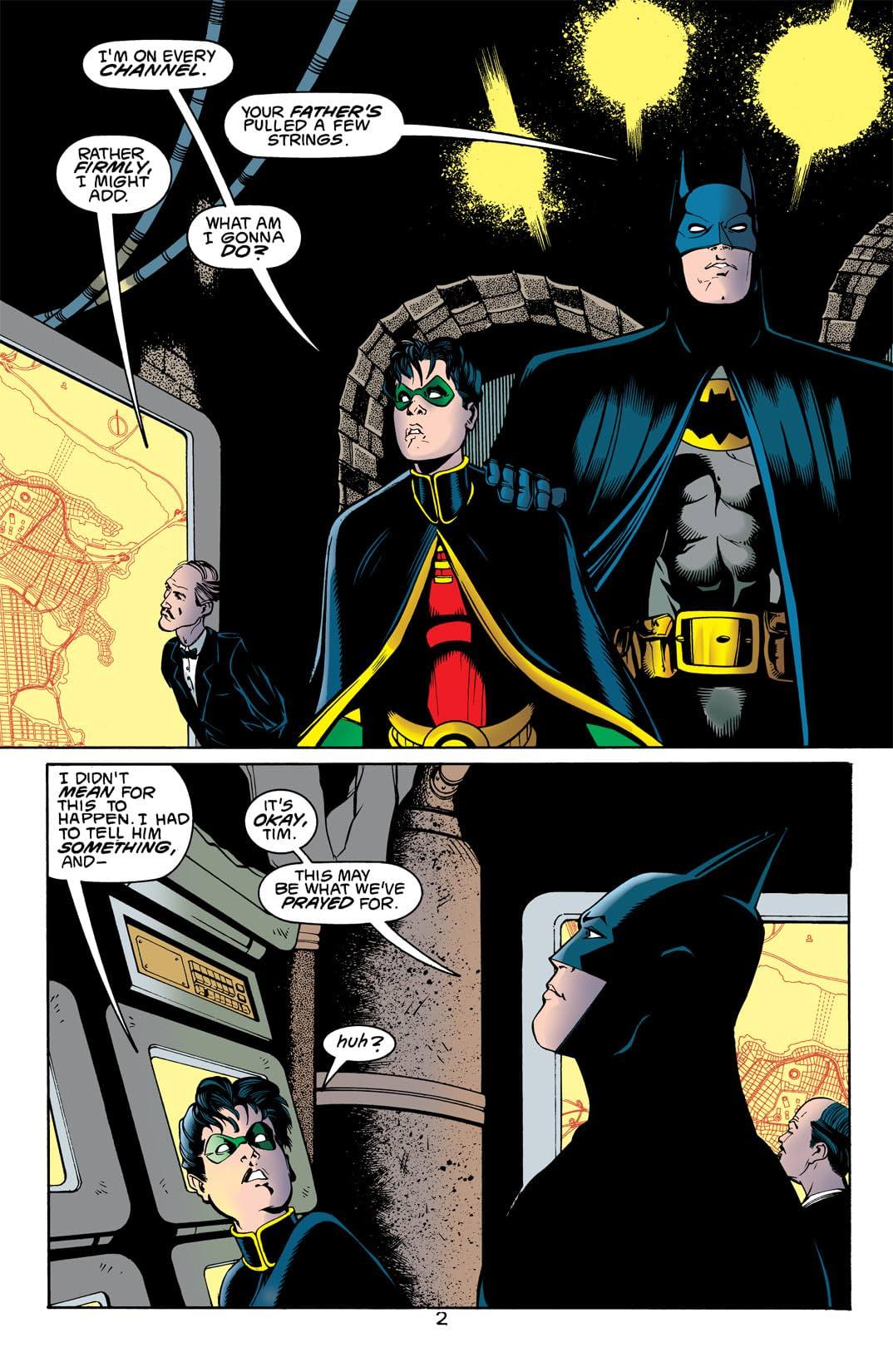 Robin (1993-2009) #73