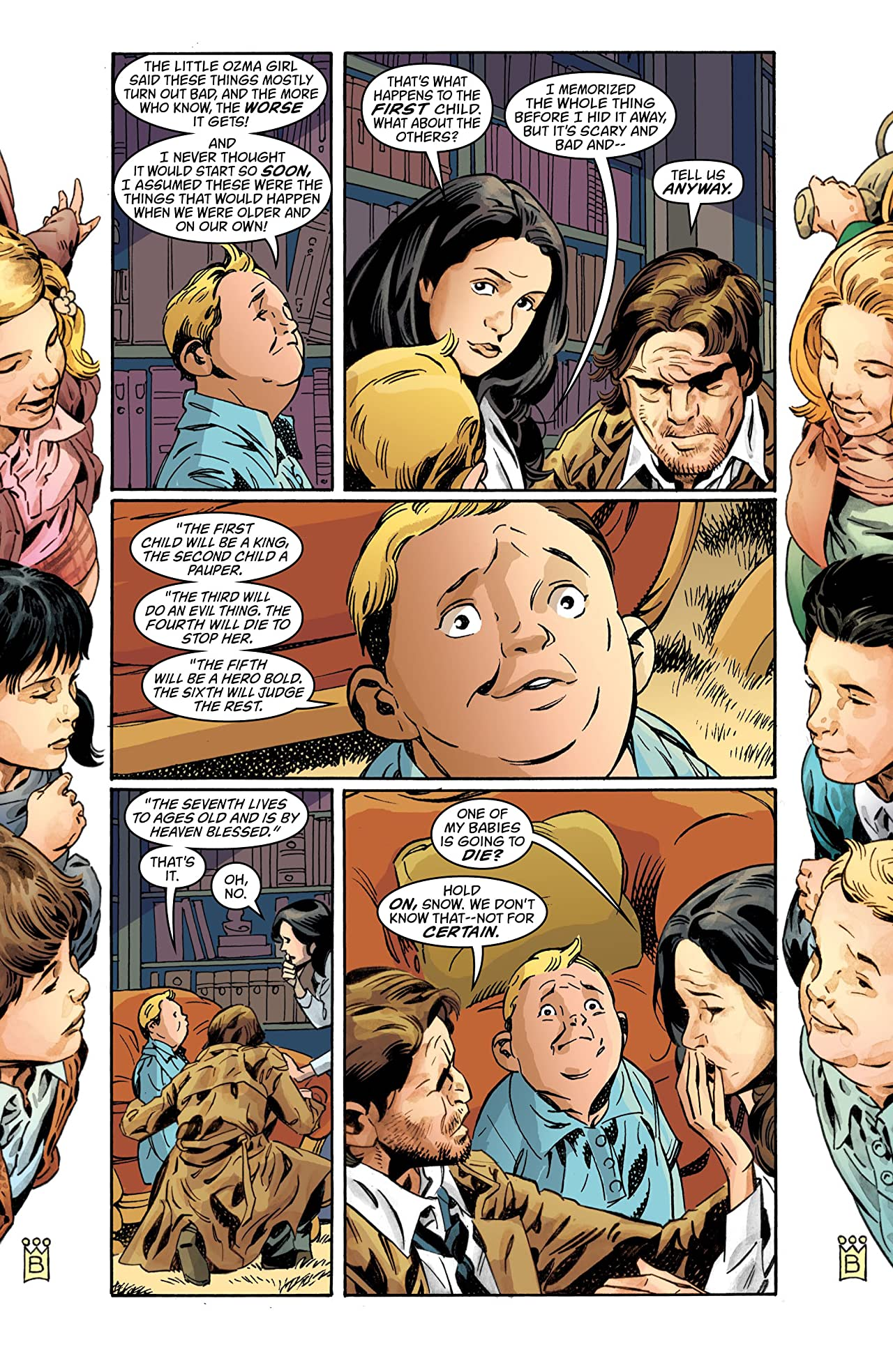 Fables #109