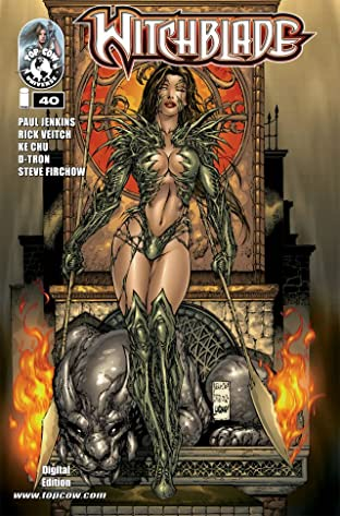Witchblade #40