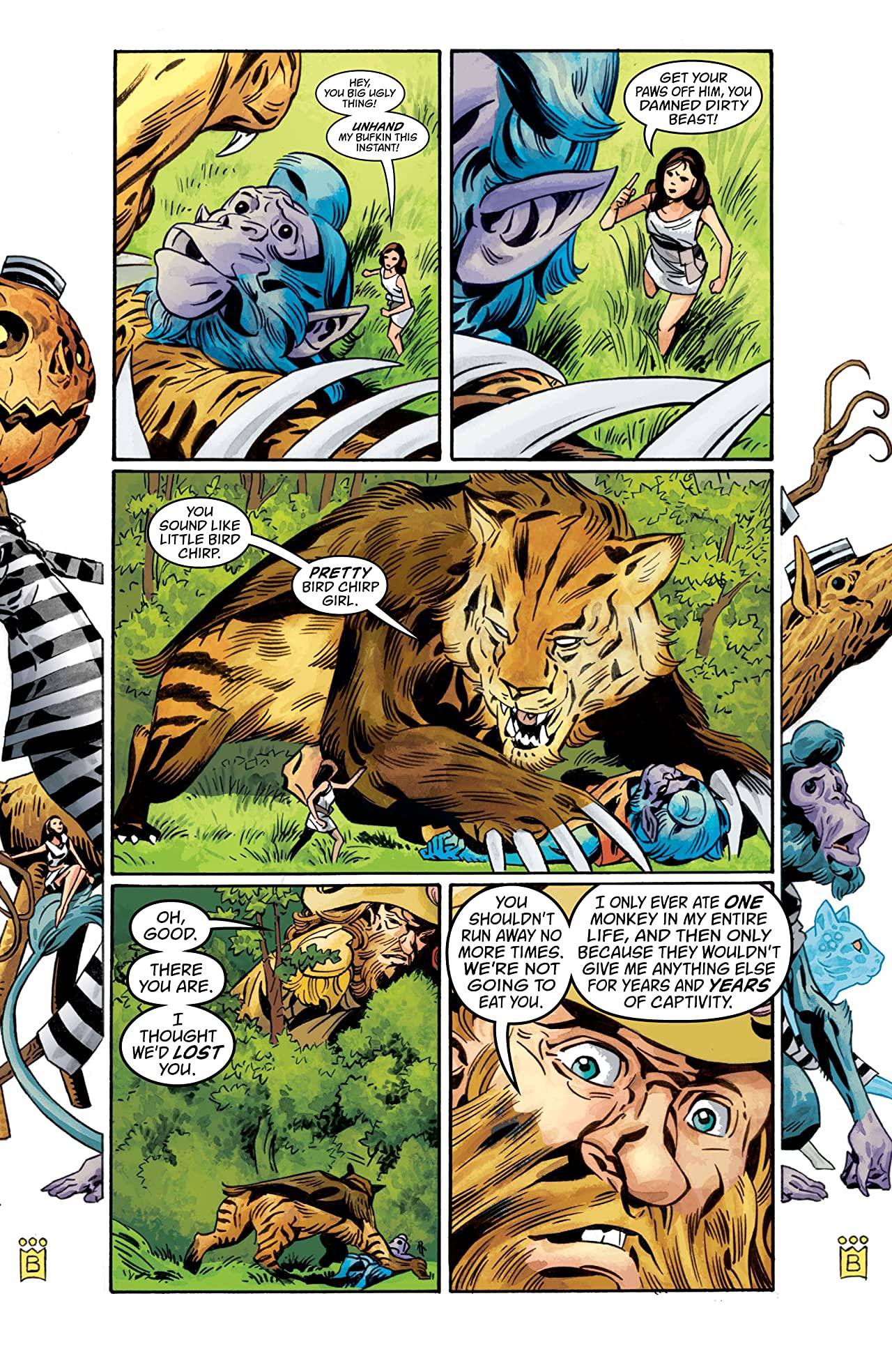Fables #110