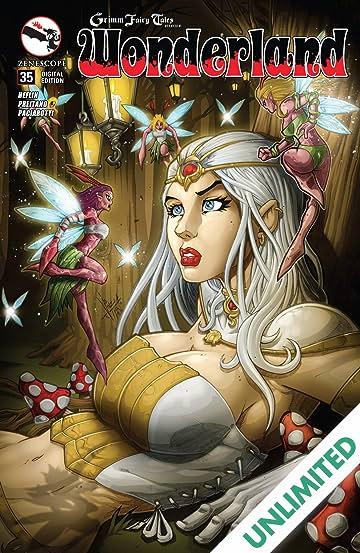 Wonderland #35 - Comics by comiXology